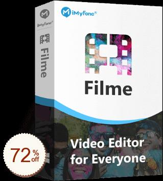 iMyfone Filme Discount Coupon