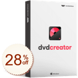 iSkysoft DVD Creator Discount Coupon