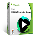 iSkysoft iMedia Converter Deluxe Discount Coupon