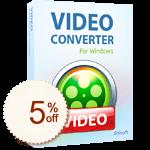 Jihosoft Video Converter Discount Coupon