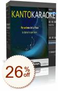 Kanto Player Discount Coupon