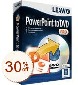 Leawo PowerPoint to DVD Pro Discount Coupon