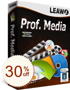 Leawo Prof. Media Discount Coupon