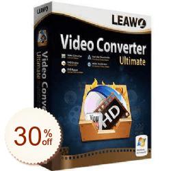 Leawo Convertisseur Vidéo Ultime Discount Coupon