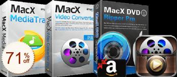 MacX Media Bundle Discount Coupon