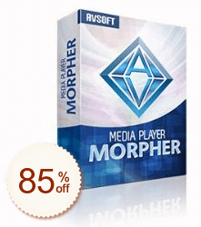 Media Player Morpher PLUS Discount Coupon
