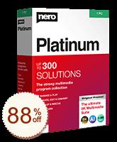 Nero Platinum Suite OFF
