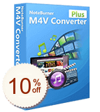 NoteBurner M4V Converter Discount Coupon