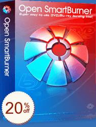 Open SmartBurner Discount Coupon