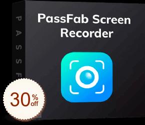 PassFab Screen Recorder Discount Coupon
