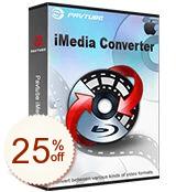Pavtube iMedia Converter for Mac Discount Coupon