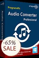 program4pc video converter pro 9.8.4 activation key