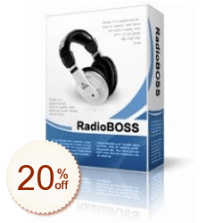 RadioBOSS Discount Coupon