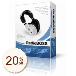 RadioBOSS Discount Coupon Code