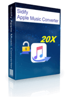 Sidify Apple Music Converter Boxshot
