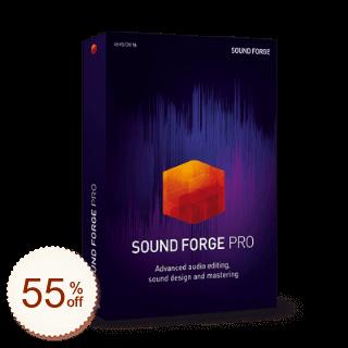 SOUND FORGE Pro de remise