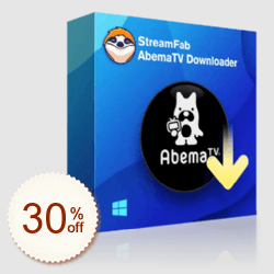 StreamFab AbemaTV Downloader Discount Coupon Code