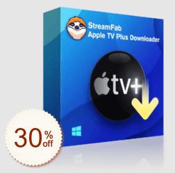 StreamFab Apple TV Plus Downloader Discount Coupon