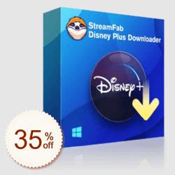 StreamFab Disney Plus Downloader Discount Coupon