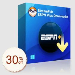 StreamFab ESPN Plus Downloader Discount Coupon