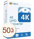 Tipard 4K UHD Converter Discount Coupon