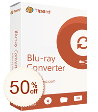 Tipard Blu-ray Converter Discount Coupon