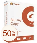 Tipard Blu-ray Copy Discount Coupon