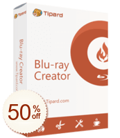Tipard Blu-ray Creator Discount Coupon Code