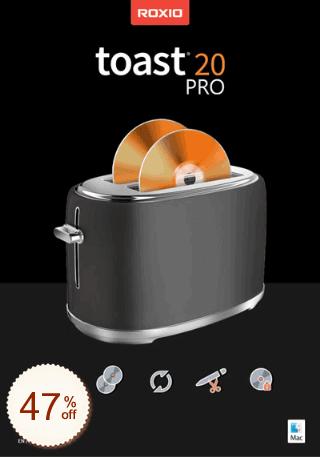 Toast Pro sparen