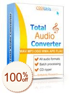 Total Audio Converter Discount Coupon