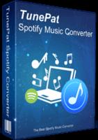 TunePat Spotify Converter sparen