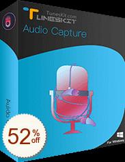 TunesKit Audio Capture Discount Coupon