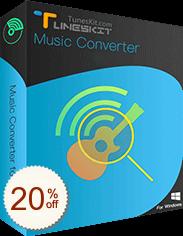 TunesKit Music Converter Discount Coupon