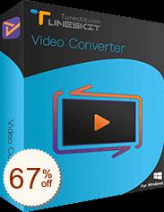 TunesKit Video Converter Discount Coupon