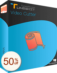TunesKit Video Cutter Discount Coupon