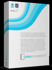 UpdateStar Video Converter Boxshot