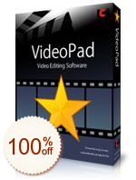 VideoPad Video Editor Discount Coupon