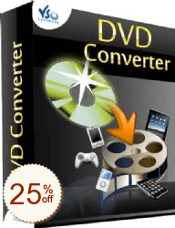 VSO DVD Converter Discount Coupon