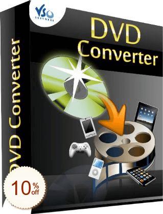 VSO DVD Converter Discount Coupon