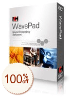 WavePad Audio Editor Discount Coupon