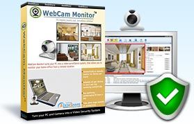 WebCam Monitor Discount Coupon