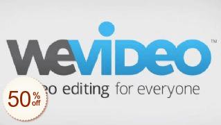 WeVideo Discount Coupon
