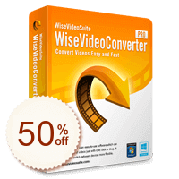 Wise Video Converter Discount Coupon