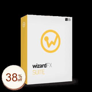 wizardFX Suite Discount Coupon