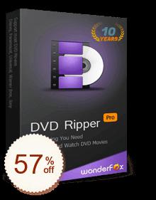 WonderFox DVD Ripper Pro Discount Coupon