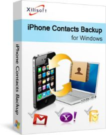 Xilisoft iPhone Contacts Backup Discount Coupon