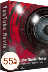 YouTube Movie Maker Discount Coupon Code