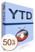 YTD Video Downloader Discount Coupon