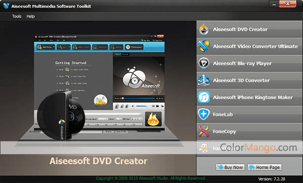 Aiseesoft Multimedia Software Toolkit 50% Discount