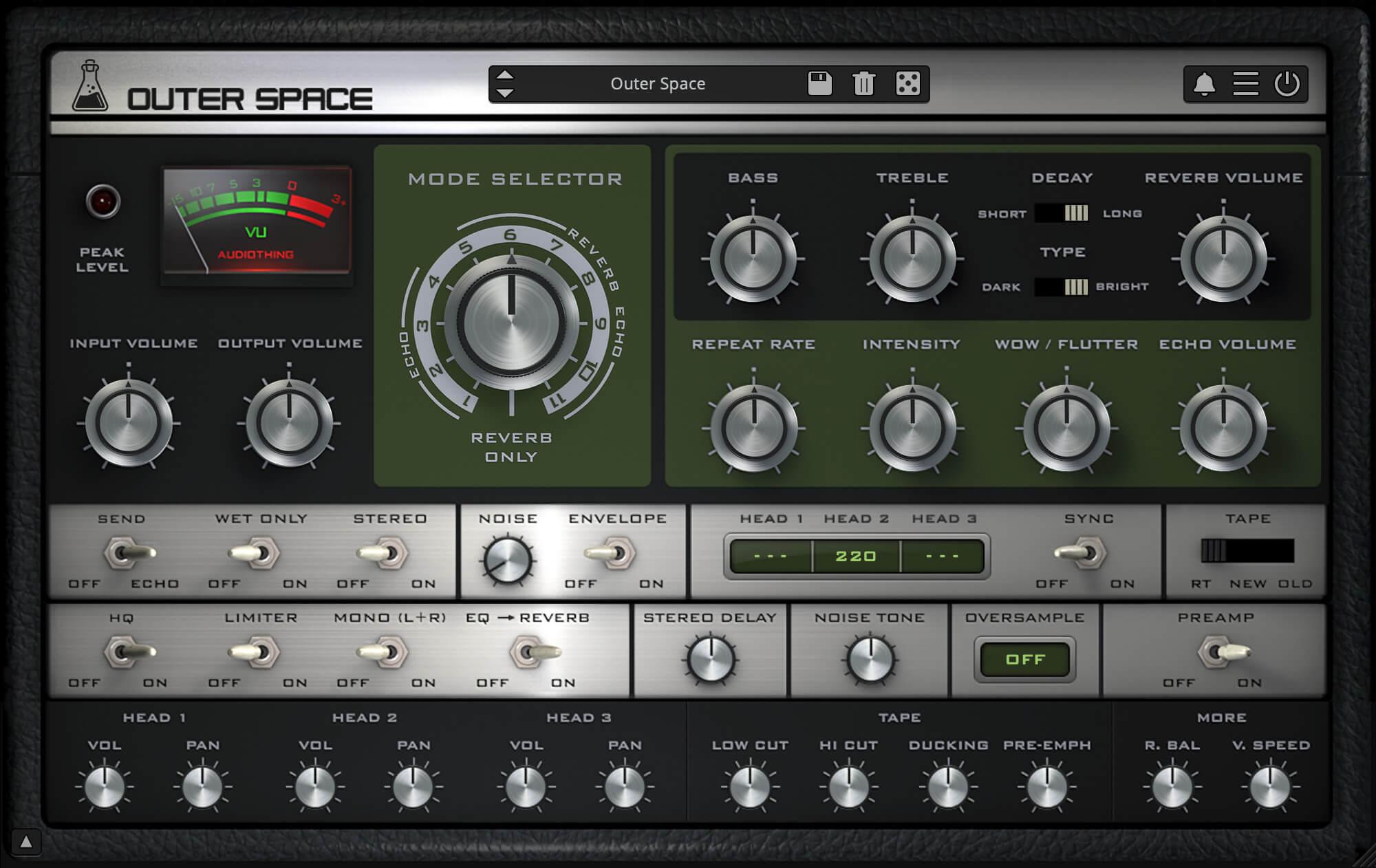 AudioThing Screenshot